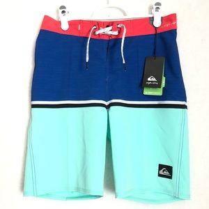 NWT Boys Quiksilver Board Shorts